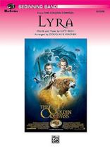 "Kate Bush - Lyra (from ""The Golden Compass"") - Music Book"