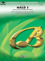 """Themes from Halo 3 (featuring """"Luck"""" and """"Finish the Fight"""") - Music Book"""
