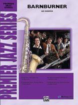 Les Hooper - Barnburner - Score and Parts Music Book