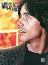 Jackson Browne - Jackson Browne: Hold Out - Music Book