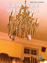 Vampire Weekend - Vampire Weekend Music Book