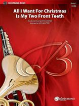 Don Gardner - All I Want for Christmas Is My Two Front Teeth - Music Book