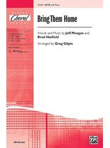 Bring Them Home - SATB Music Book