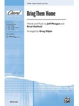 Bring Them Home - 3 Part Mixed Music Book
