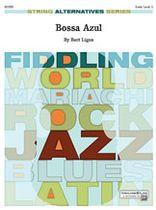 Bert Ligon - Bossa Azul Music Book