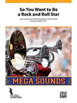 So You Want to Be a Rock and Roll Star Music Book