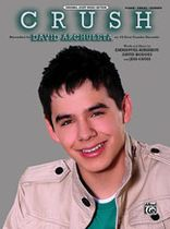 David Archuleta - Crush Music Book