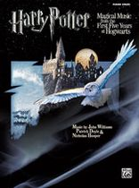 Harry Potter - Magical Music From the First Five Years at Hogwarts - Piano Solo - Music Book