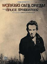 Bruce Springsteen - Working on a Dream Music Book