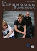 Lifehouse - The Lifehouse Songbook - Music Book