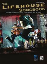 Lifehouse - The Lifehouse Songbook Music Book