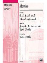 Adoration - SATB - Music Book