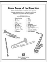 Come, People of the Risen King - Instrumental Parts - Music Book
