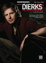 Dierks Bentley - Feel That Fire Music Book