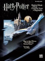 Harry Potter - Magical Music From the First Five Years at Hogwarts - Big Note Piano Music Book