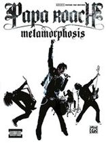 Papa Roach - Papa Roach: Metamorphosis - Music Book