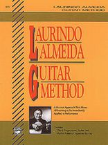 Laurindo Almeida - Laurindo Almeida Guitar Method - Music Book