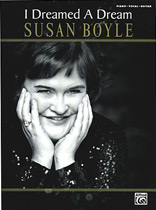 Susan Boyle - Susan Boyle: I Dreamed a Dream - Music Book
