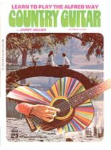 Jimmy Miller - Learn to Play the Alfred Way: Country Guitar - Music Book