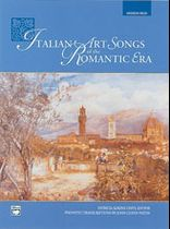 Evelyn Glennie - Italian Art Songs of the Romantic Era - Music Book