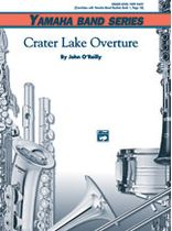 Crater Lake Overture - Music Book