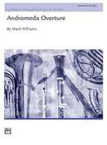 Mark Williams - Andromeda Overture - Music Book