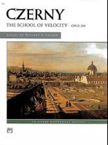 Carl Czerny - School of Velocity, Op. 299 (Complete) - Music Book