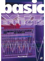 "Paul White - Basic VST Effects - Pocket Size Book 4"" x 5 3/4"" - Music Book"
