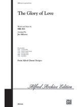 Billy Hill - The Glory of Love - Music Book