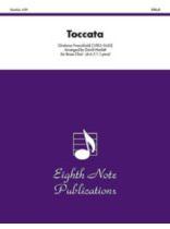 Girolamo Frescobaldi - Toccata - Brass Choir - Music Book