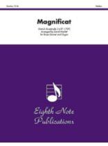 Dietrich Buxtehude - Magnificat -  Brass Quintet & Organ Music Book