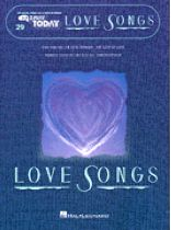 E-Z Play Today No. 029 - Love Songs