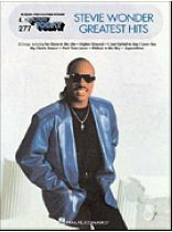 Stevie Wonder Greatest Hits - Easy Piano!
