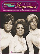 The Supremes - EZ-Play Today #317 - The Best of the Supremes - Music Book