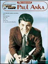 Paul Anka - 80. the Essential Paul Anka - EZ Play Today - Music Book