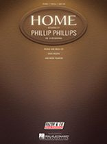 Phillip Phillips - Home - Music Book