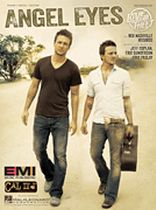 Love And Theft - Angel Eyes - Music Book