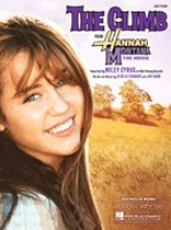 Miley Cyrus - The Climb - Easy Piano - Music Book