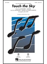 Touch the Sky (from Brave) - SATB - Music Book