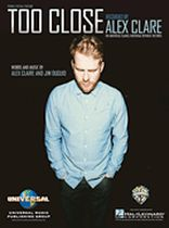 Alex Clare - Too Close - Music Book