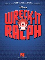 Henry Jackman - Wreck-It Ralph - Music from the Motion Picture Soundtrack - Music Book