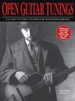 Open Guitar Tunings - Music Book