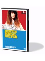Marty Friedman - Marty Friedman - Exotic Metal Guitar - Music Book