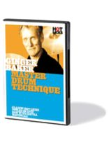 Ginger Baker - Ginger Baker - Master Drum Technique - Music Book