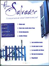 Henri Salvador - Selections from Chambre avec Vue - Music Book