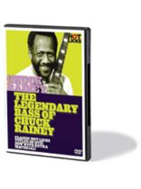 Chuck Rainey - The Legendary Bass of Chuck Rainey - Music Book