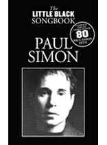 Paul Simon - Paul Simon - The Little Black Songbook - Music Book