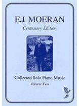 E.J. Moeran - E.J. Moeran: Collected Solo Piano Music - Volume Two - Music Book