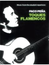Paco Pena - Paco Pena: Toques Flamencos (Book Only) - Music Book
