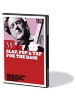 Stuart Hamm - Stu Hamm - Slap, Pop & Tap for the Bass - Music Book